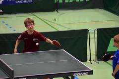 Doppel U13-Felix Dostal und Joshua Sams (3)