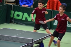 Team Burschen U13-Alexander Dür und Leo Blersch (4)
