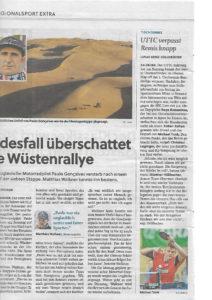 Salzburger Nachrichten vom 13. Jänner 2020
