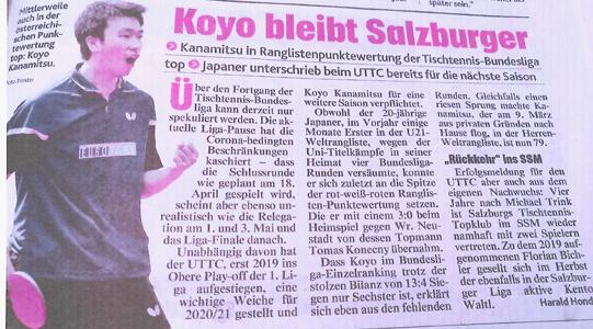 Kronen Zeitung 6. April
